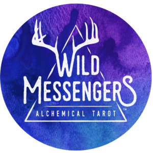 wild messengers tarot card deck