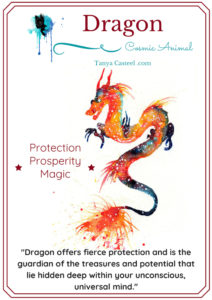 Dragon symbolism meaning dreams