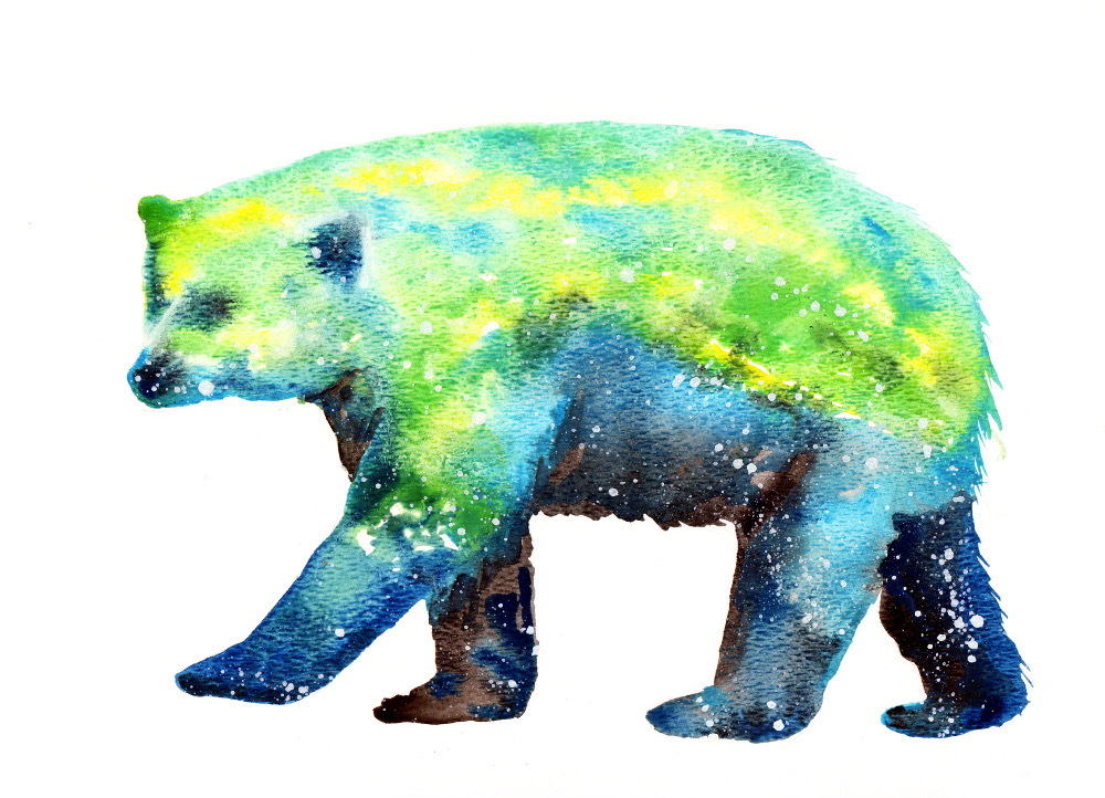 Polar bear tattoo meaning