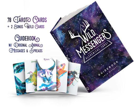 wild messengers tarot cards